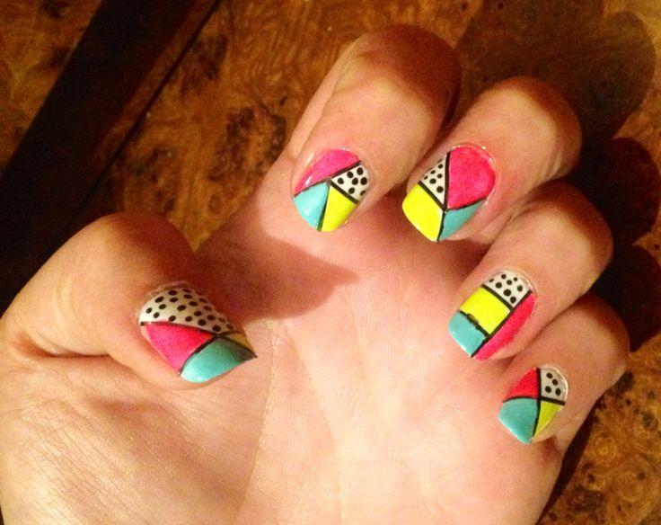 Nails colores