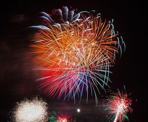 Bournemouth - Friday Night Fireworks