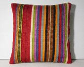 cottage accent pillow outdoor throw cushion folk art pillowcase decorative pillow sofa southwestern kilim cushion cover ethnic pillow cover