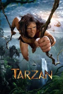 Tarzan(2013) Cartoon