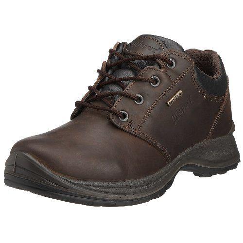 Grisport Mens Exmoor Hiking Shoe Brown CMG625 10 UK (44 EU) The Grisport Exmoor mens walking shoes are a mutli-function walking shoe