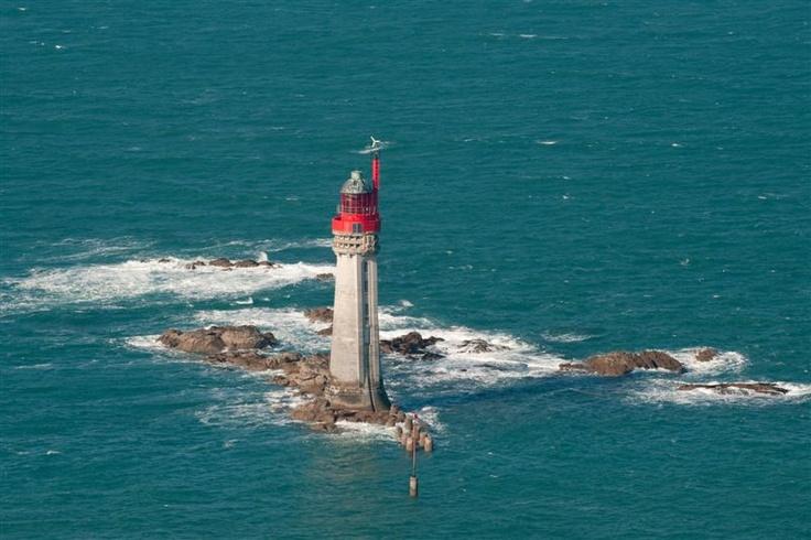 Ille et Vilaine : Phare du grand jardin (phare en mer)