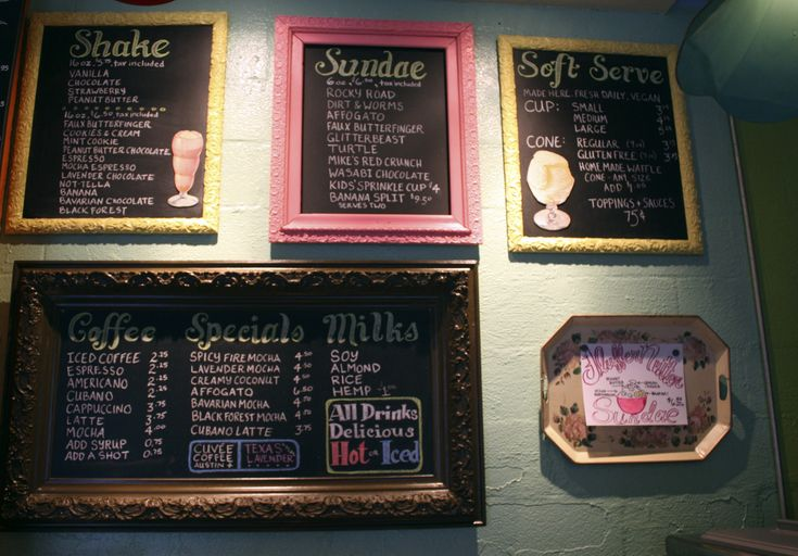Sweet Ritual Ice Cream Parlor | Old Fashioned Way