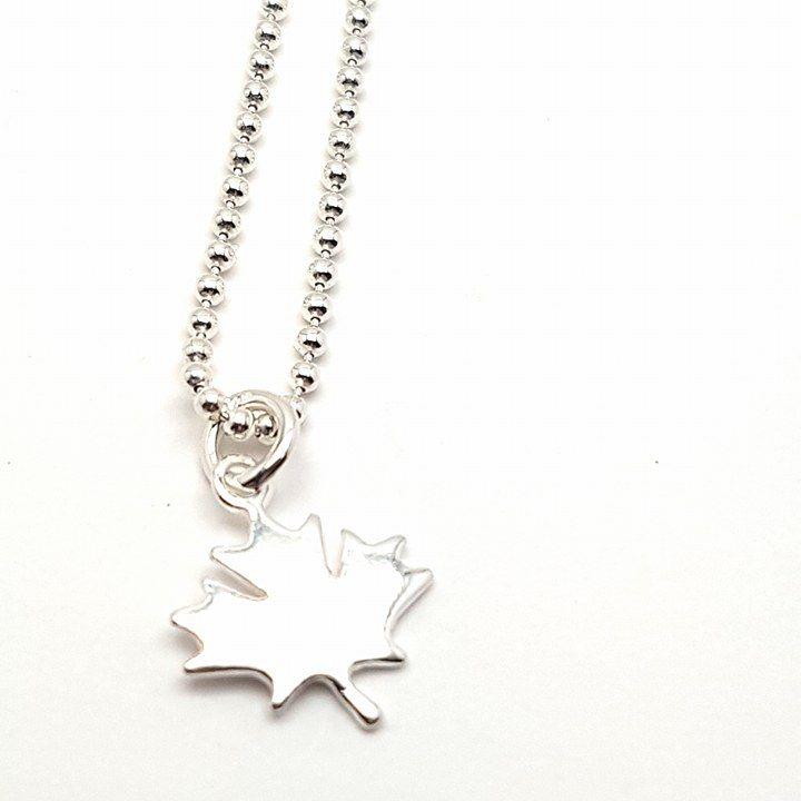 oh canada! sterling silver www.emiliejewelry.com