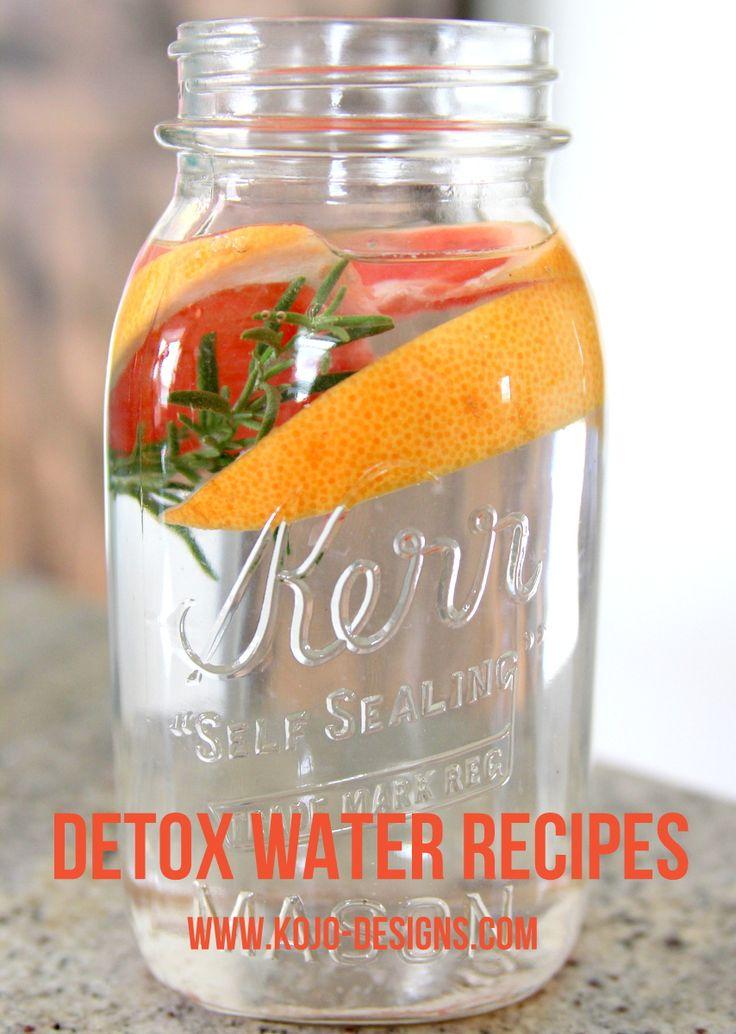 detox water recipes 2