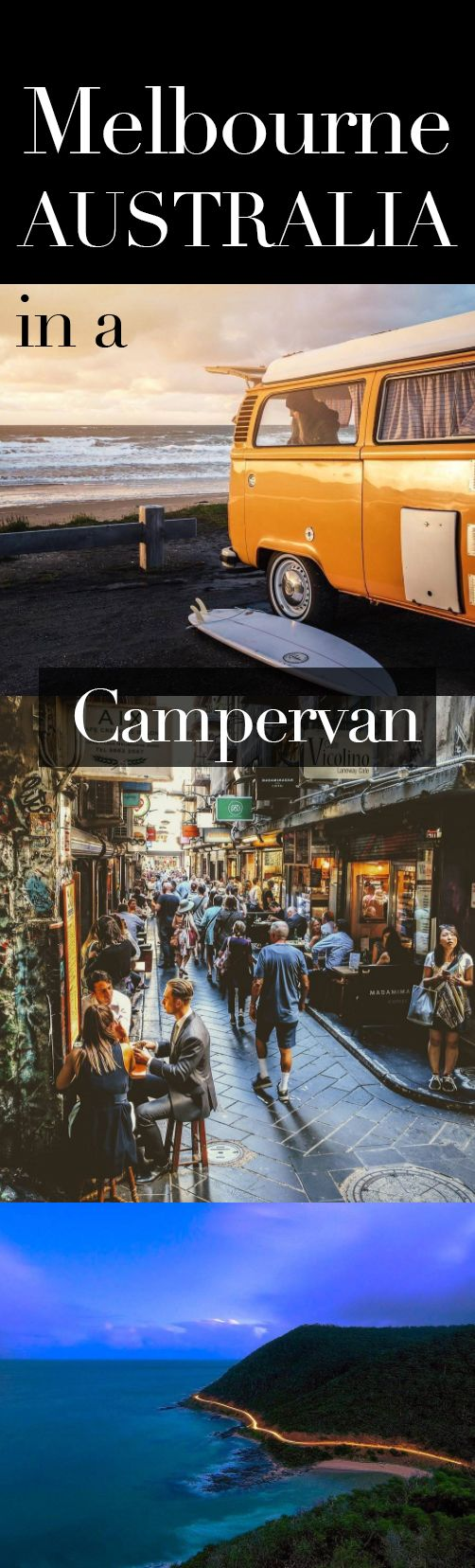Melbourne is a great place to start your australian road trip camperman s campervan hire melbourne gives all inclusive pricing and has drop off locations