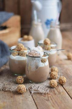 Giotto Mousse Dessert Chocolate Hazelnut Mousse Dessert | Das Knusperstübchen