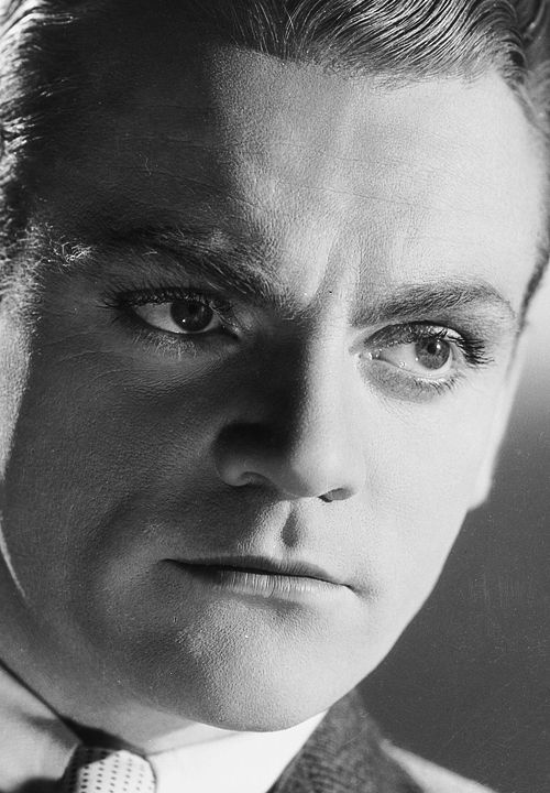 James Cagney, 1932 / I learned to be tuff from him.