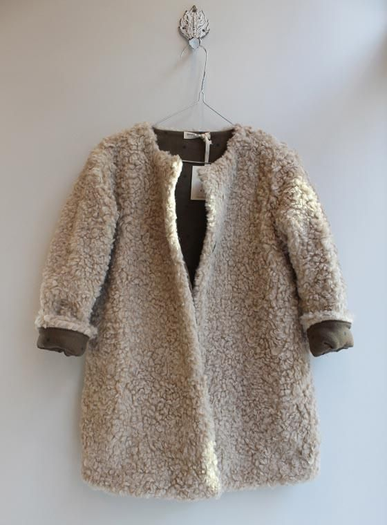 Furry jacket by Babe Tess - Pigve