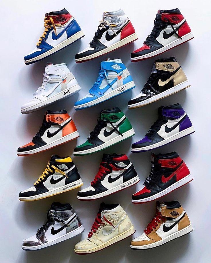 air jordan nike sneakers