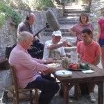 The BBC Goes To Monemvasia, Greece