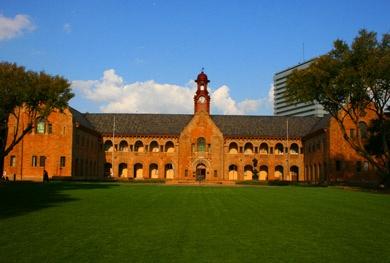 University-of-Pretoria, Ou Lettere biilding