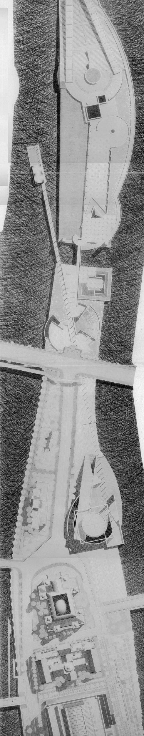 Nakanoshima Project, by Tadao Ando [1988]