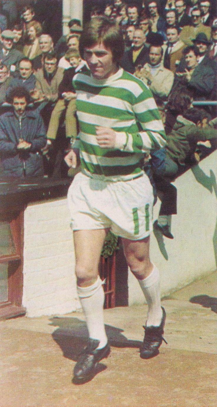 Kenny Dalglish Celtic 1971