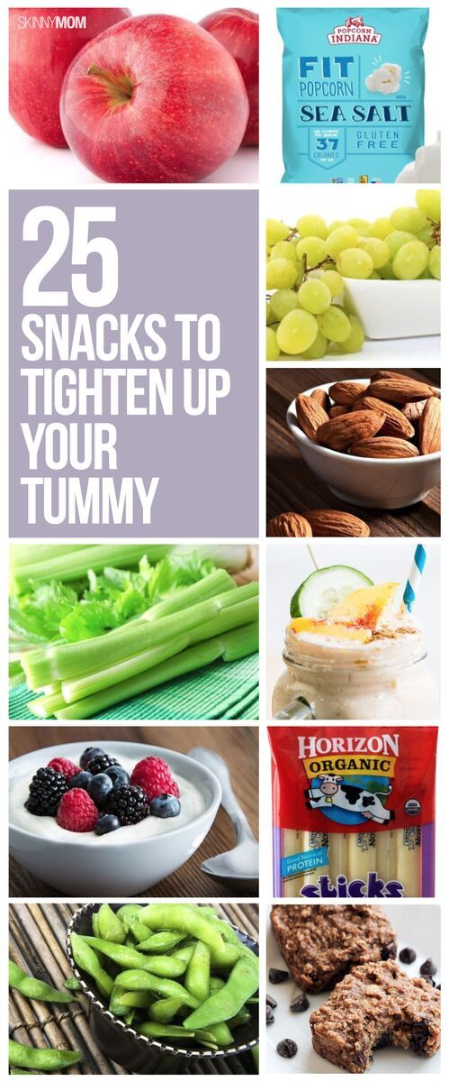 25 weight-loss snacks!