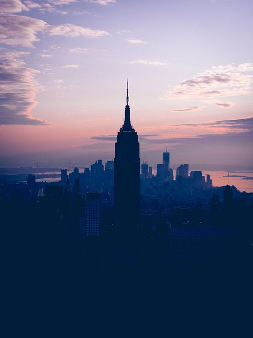Come and find out what dreams are made of; there's nothing you can't do. Now you're in New York. ♥ ∞