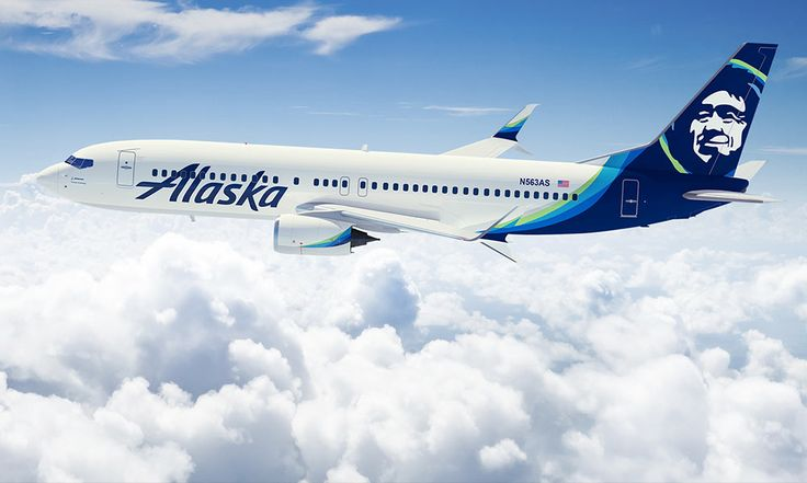 Alaska Airlines Unveils Major Rebranding, New Livery after 25 Years - http://www.airline.ee/alaska-airlines/alaska-airlines-unveils-major-rebranding-new-livery-after-25-years/ - #AlaskaAirlines