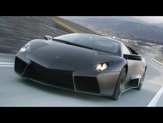 Lamborghini Reventon price  1.6 million .