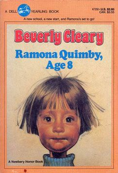 Aww, loved all the Ramona books, starting with this one!