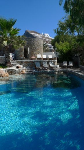 Anemomilos Apartments, Folegandros island, Greece