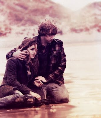 Ron and Hermione    Ron Weasley  Hermione Granger