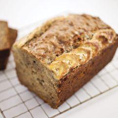 Zucchini Bread Recipe - America's Test Kitchen. Added 1/4 cup protein powder, 2 T ground flax, 2 T wheat germ