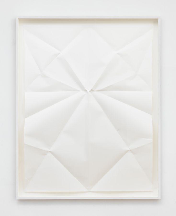 Gonzalo Lebrija, Albali, 2016  Paper, 150 x 115 cm (59″ x 45 1/4″)