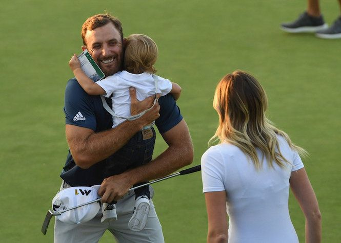 dustin johnson 2016 | Dustin Johnson Paulina Gretzky 2016 US Open | NJ.com