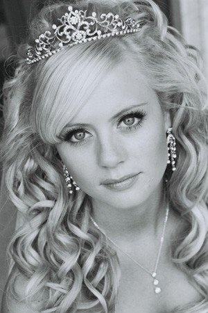 Wedding Hair Tiara Jewelryhaha This Is Adorable Not To Mention