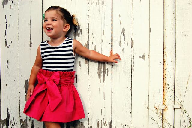 I'm pretty sure this is the cutest dress I have ever seen!!  FREE pattern and tutorial!!!