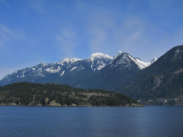 Sunshine Coast, BC Canada