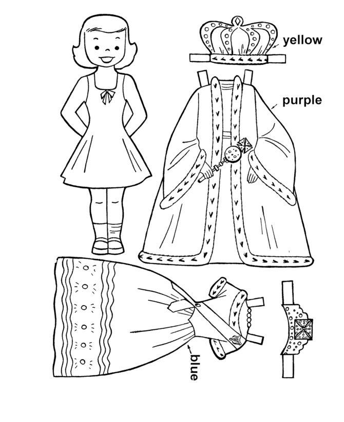 Best Paper Dolls Images On   Paper Crafts Paper Art