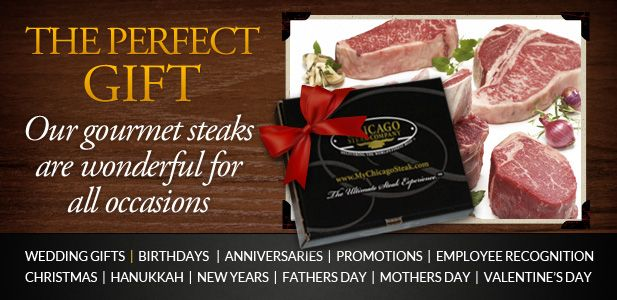 Introducing the Premier in Steaks, Cutlets and Beef Gourmet Delights—CHICAGO STEAK COMPANY–SHOP NOW Premium Angus Beef Filet Mignon on Sale Now for $94.00. 42% off the CLASSIC AMERICAN GRILLER 27% off SURF AND TURF–plus FREESHIPPING Use PROMO CODE FREESHIP1 and get Free Shipping on any order with Chicago's Best Seller–regular price $299.95–Now only $169.95  …