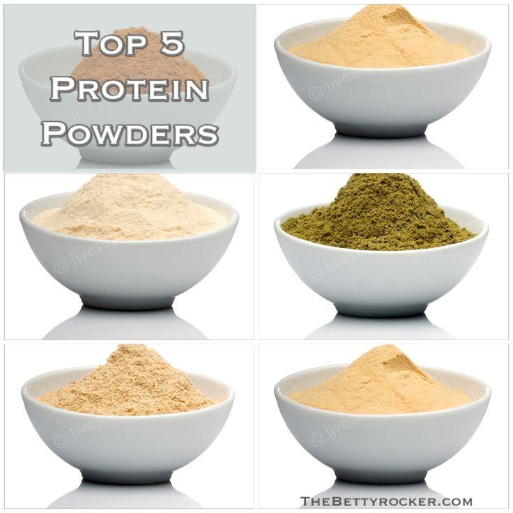 Betty Rocker | Top 5 Protein Powders!