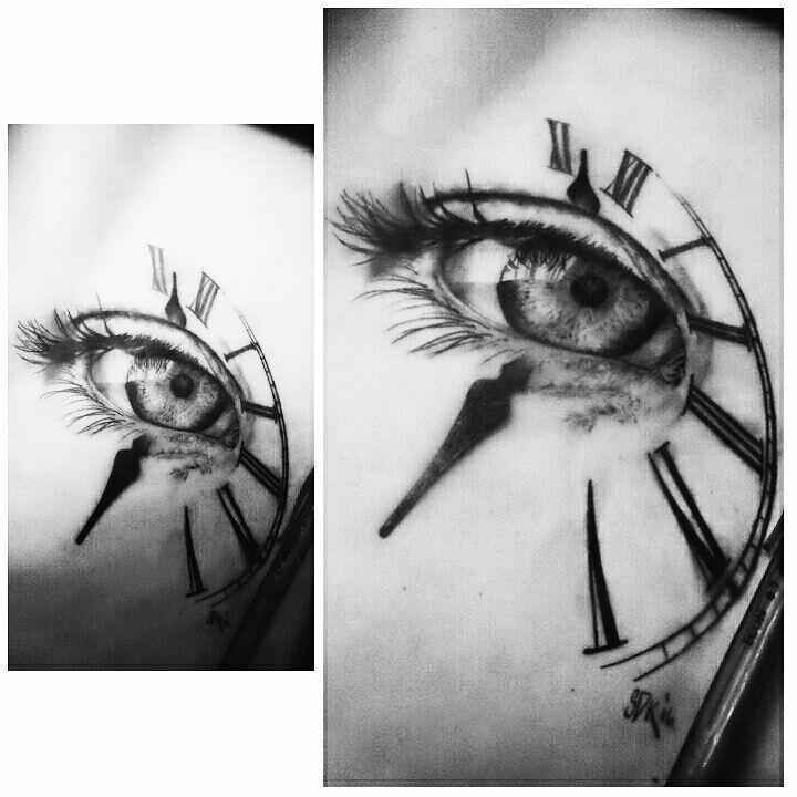 #eye..#sketch #sketchoftheday #timely #clock #realistic #draw #drawing #drawings #art #artwork ..