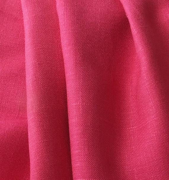 Christmas SALE  50% OFF Pink Fabric Heavy by CraftSuppliesDesk