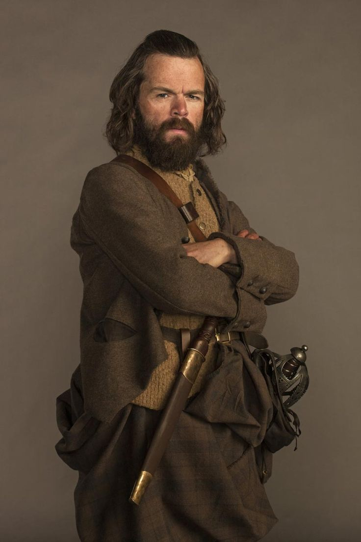 R.I.P Angus Mhor; Loyal member of Clan Mackenzie, Angus was a hard drinker always looking for a fight. Angus hated the British. Rarely seen without a bottle in his hand, Angus was nonetheless an extremely skilled fighter, and a loyal clansman and friend, he will be sorely missed. Fantastically portrayed by Stephen Walters.