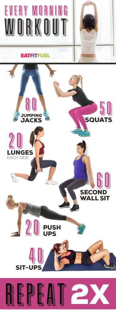 Six-pack abs, gain muscle or weight loss, these workout plan is great for women.