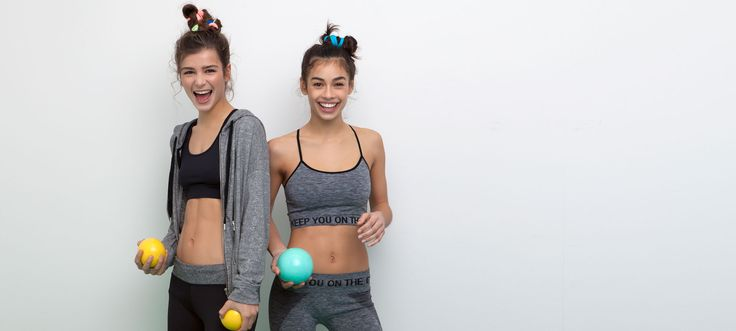 Gymwear by Pull and Bear