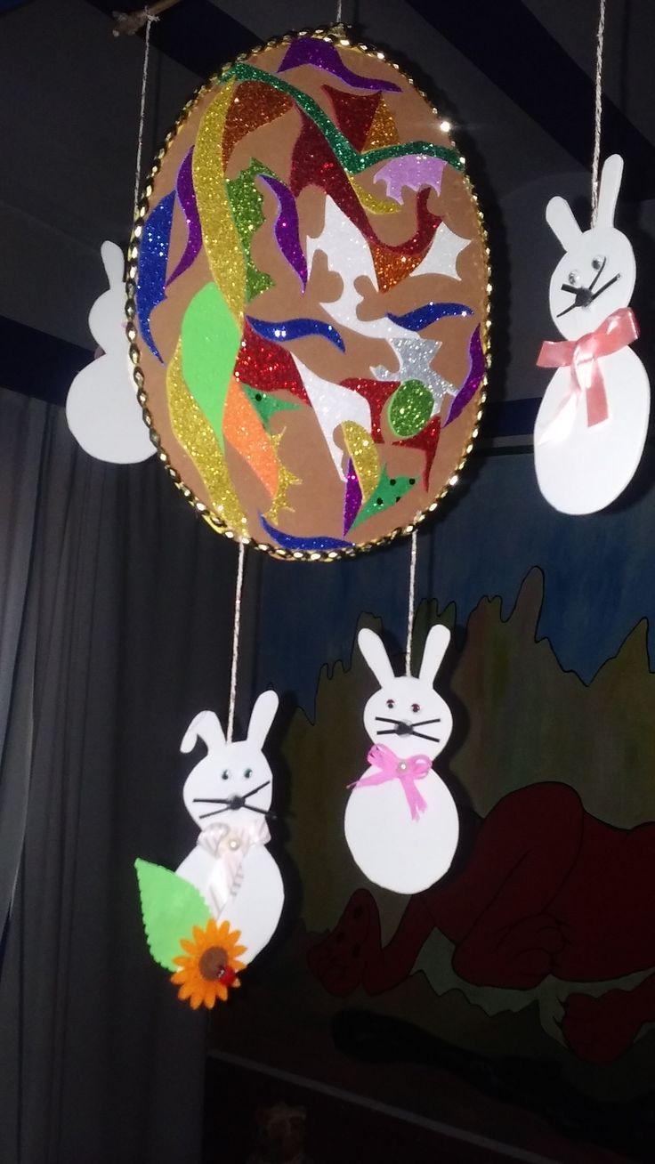 """movil de """"Pasqua"""""""