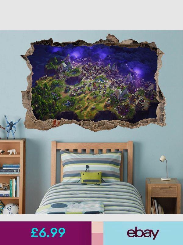 Fortnite Wallpaper : Decorative Decals #ebay #Home ...