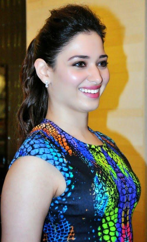 Tamanna Bhatia Latest Photos at Cellkon Launch. | Heroines Images
