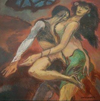 ARTE EN COLOMBIA: ANGEL LOOCHKARTT