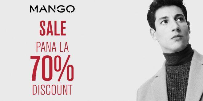 70% reduceri la haine MANGO. Promotie Fashion Days