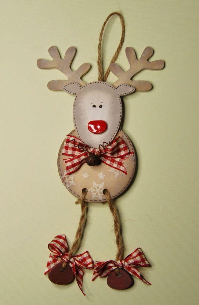 MDF Rufus Reindeer …