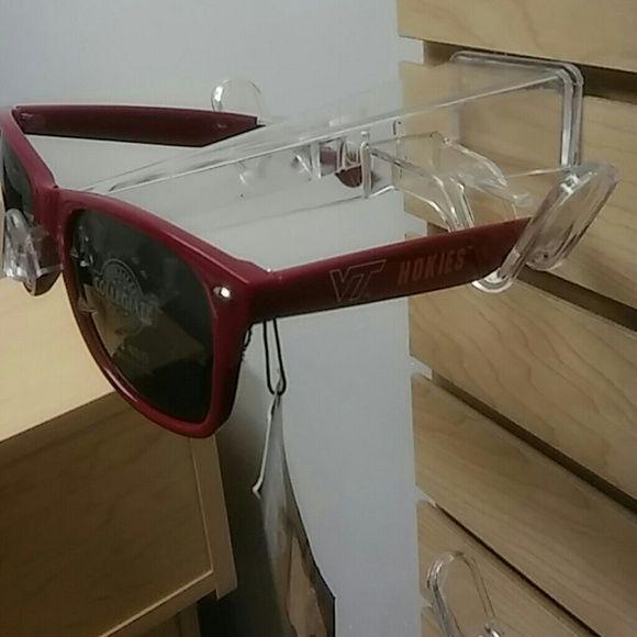 NCAA Virgina Tech wayfarers NCAA College sunglasses.Dark lenses Accessories