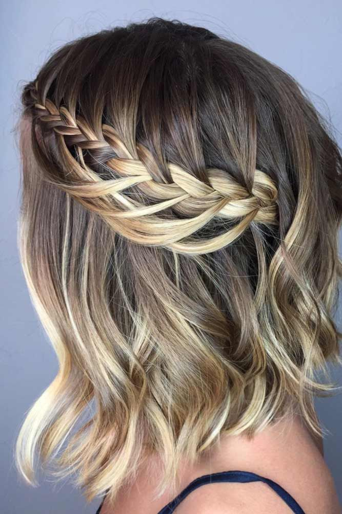 27 Perfect Prom Hair Styles For Short Medium And Long Hair Prom Hairstyles For Short Hair Medium Length Hair Styles Hair Styles
