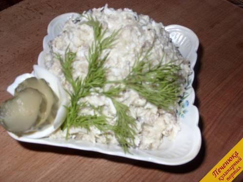 Форшмак из селедки (пошаговый рецепт с фото) — Кулинарный портал Печенюка