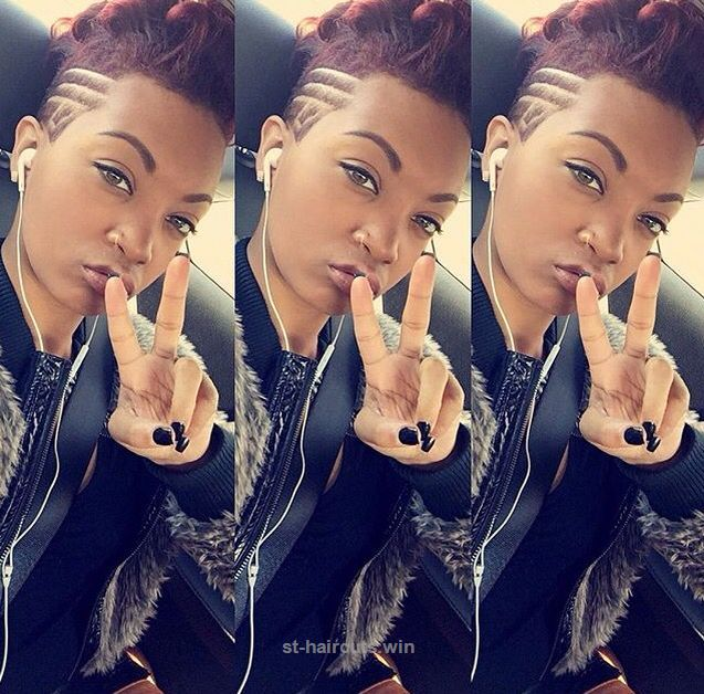 Excellent Hair | Mohawk | designs | shaved hair designs | hairstyles for black women…  The post  Hair | Mohawk | designs | shaved hair designs | hairstyles for black women……   ..