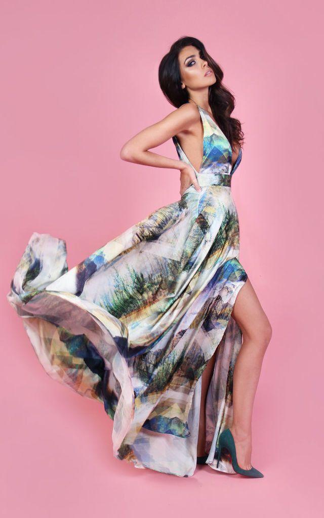 Mejores 31 imágenes de Pretty Flower Dress en Pinterest | Alta ...